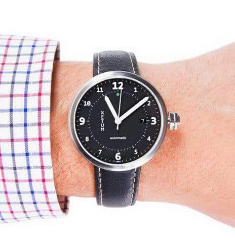 Xetum Swiss Automatic Budget Watch
