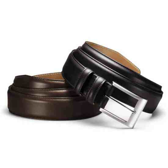 Allen Edmonds Wide Basic Dress Belt