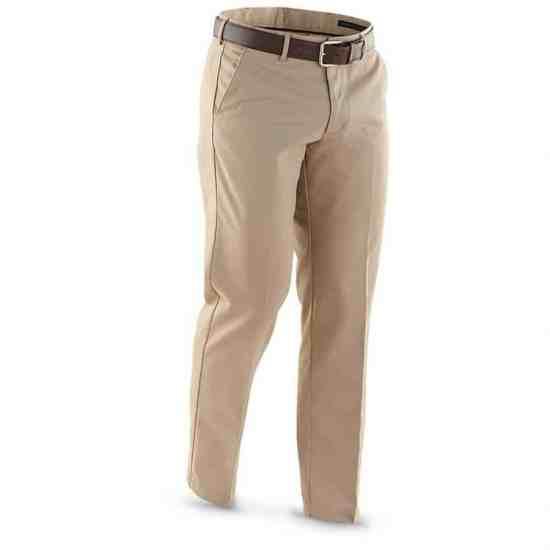 Classic Haggar Khaki Pants