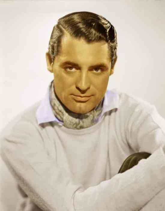 1935:  British born actor Cary Grant (1904 - 1986), who starred in a number of classic comedies between the 1930s and 1960s.