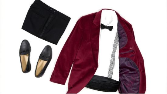 Outfit 8: Dinner Jacket