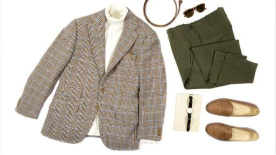 Outfit 9: Tweed