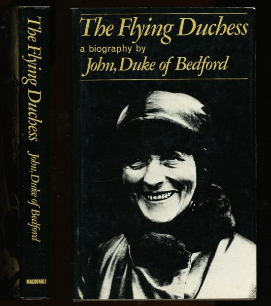 Mary Russell, 11th Duchess of Bedford - The Flying Duchess