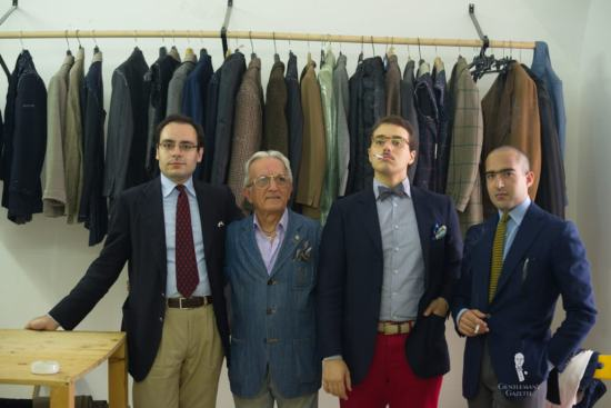 Neapolitan Tailoring