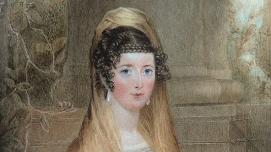 The 7th Duchess of Bedford, Anna Maria Russell
