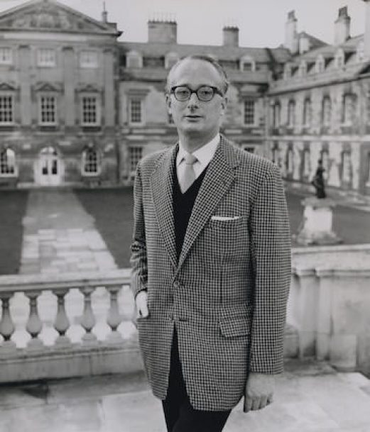 The Duke wears a jacket by Henry Poole