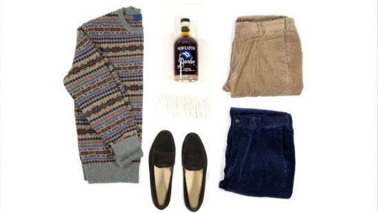Outfit 3: Fair Isle