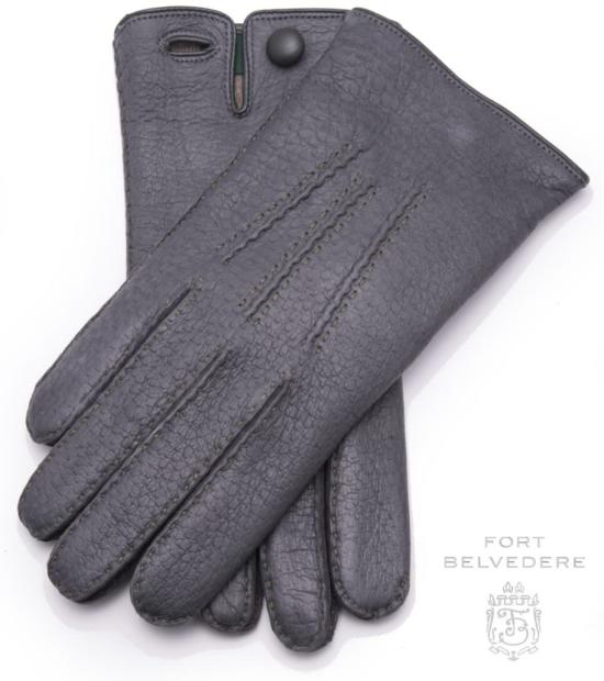 HydroPeccary Gloves from Fort Belvedere