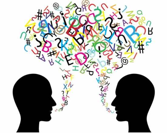 Make it a point to improve your vocabulary and conversational skills
