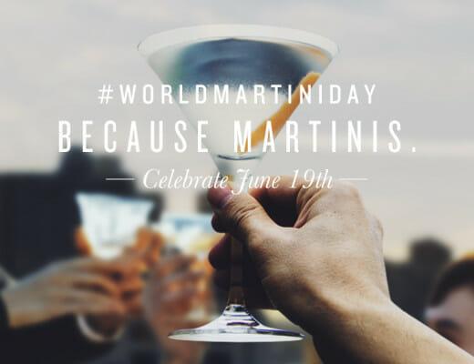 World Martini Day