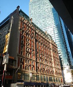 Knickerbocker Hotel, New York