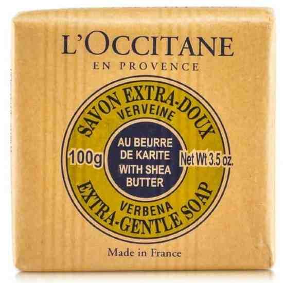 l'occitane verbena soap
