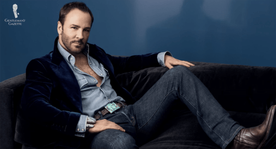 Creative Director Tom Ford