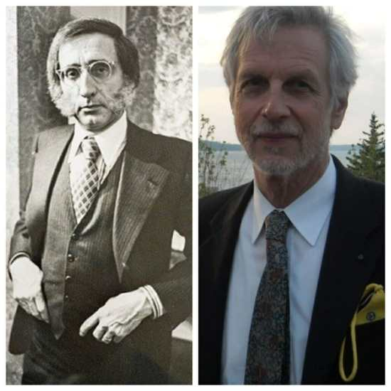 Michael Riffaterre and Howard Bloch
