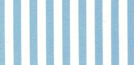 An example of candy stripes in blue.