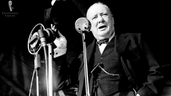 Winston Churchill - Speech battle of Britain