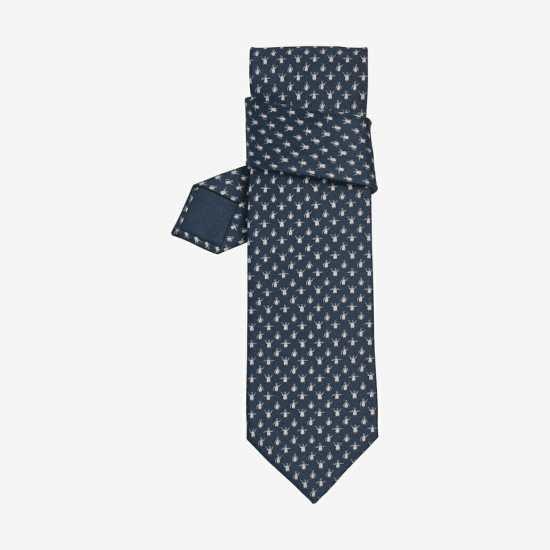 Hermes tall tie