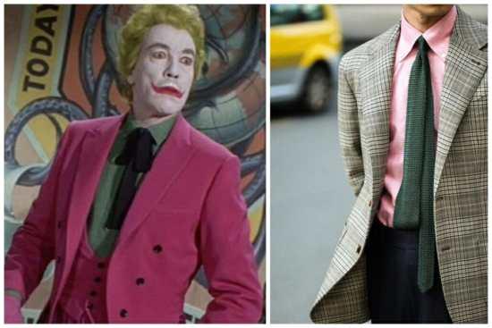 Caesar Romero as The Joker