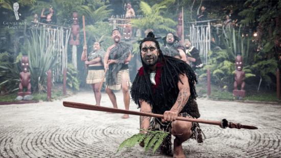 Maori of Polynesia