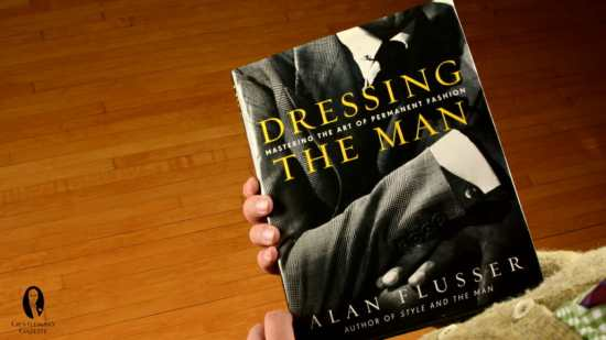 Dressing The Man Book by Alan Flusser