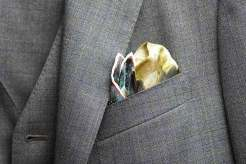 Pocket Square Detail