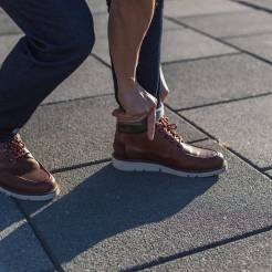 Cuffing Jeans Over Boots | GENTLEMAN WITHIN