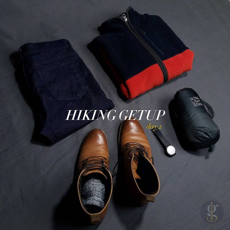 Hiking Outfit | GENTLEMAN WITHIN