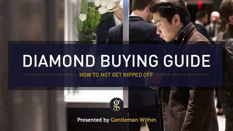 How To Not Get Ripped Off Buying A Diamond   GENTLEMAN WITHIN