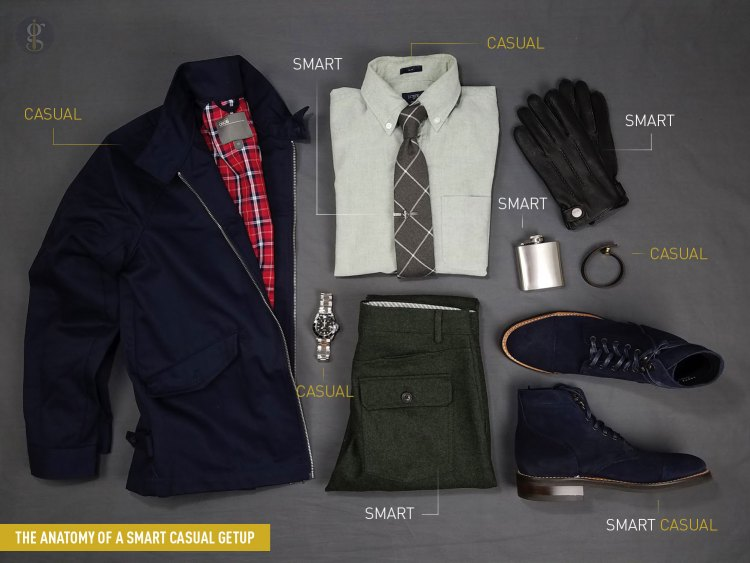 The Anatomy Of A Smart Casual Getup | GENTLEMAN WITHIN