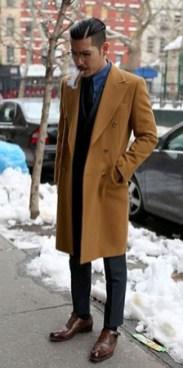 Camel Overcoat Look 7