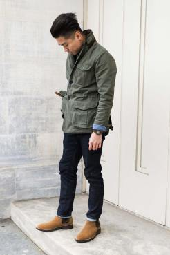 Jord Watch Styled Full Body | GENTLEMAN WITHIN