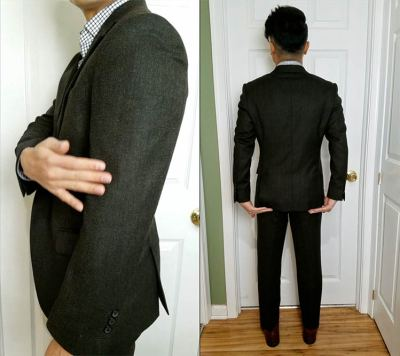 Sleeve Pitch And Jacket Length | GENTLEMAN WITHIN