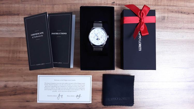 Filippo Loreti Packaging | GENTLEMAN WITHIN
