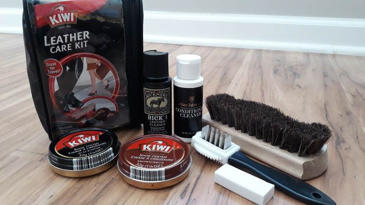 Leather Care Kit | GENTLEMAN WITHIN