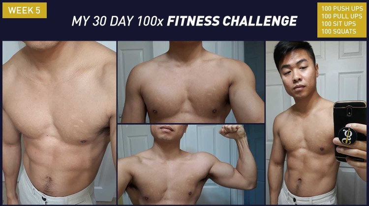 30 Day Fitness Challenge Results: Before & After | GENTLEMAN WITHIN