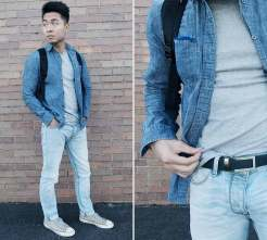 Back to School Outfits Look 1
