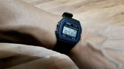 Casio F91W-1 How It Wears | GENTLEMAN WITHIN
