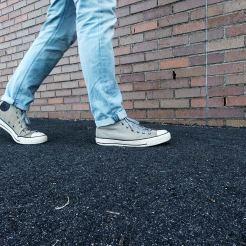 Look 1 Converse Sneakers