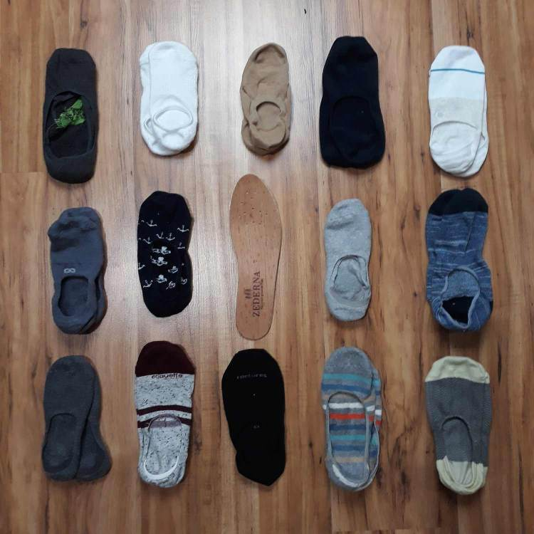No Show Socks Roundup | GENTLEMAN WITHIN