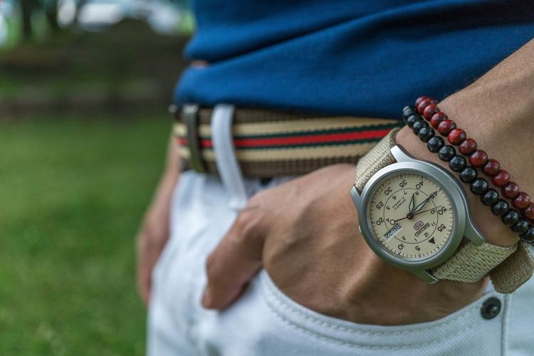 Seiko 5 SNK803 Casual Aesthetic | GENTLEMAN WITHIN