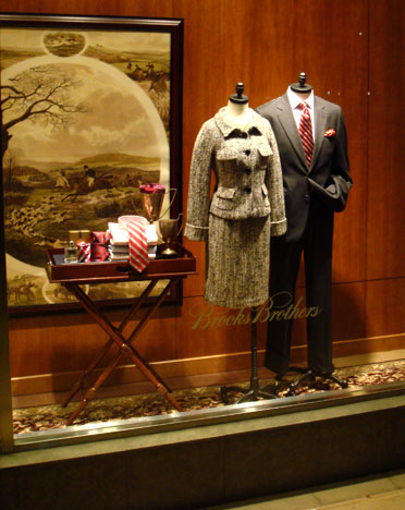 Brooks Brothers Store Front