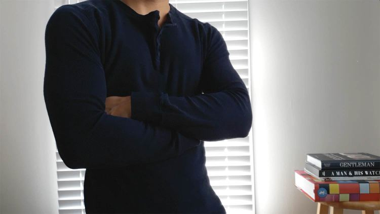 How A Henley Should Fit