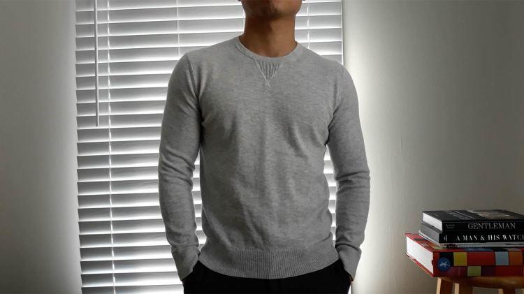 How A Sweatshirt Should Fit