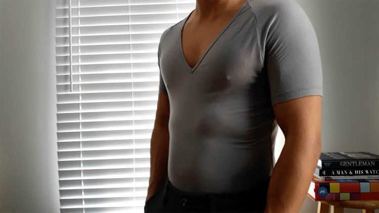 How An Undershirt Should Fit
