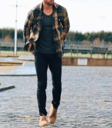How To Wear A Flannel Shirt 7