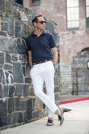 How To Wear A Polo Shirt 3