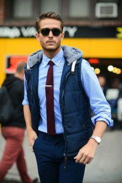 How To Wear An OCBD 5