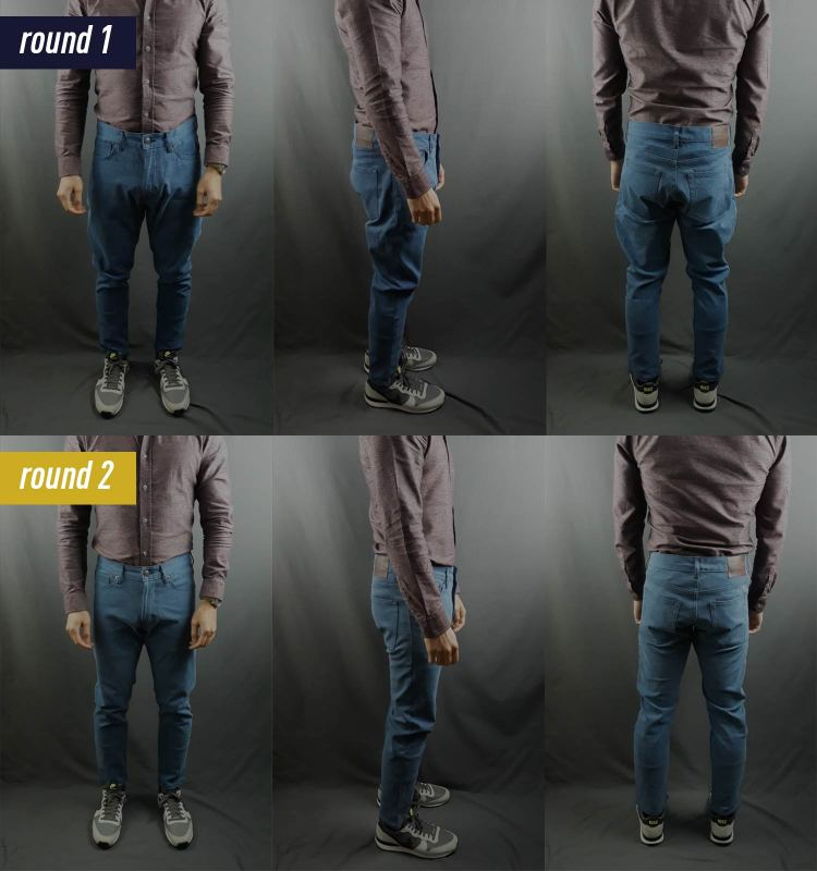 MTailor Jeans Fit Rd 1 and Rd 2