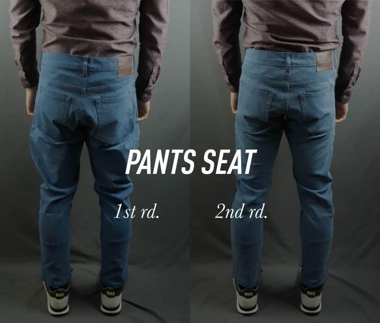 MTailor Pants Seat