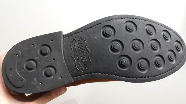 Thursday Boots Studded Rubber Sole
